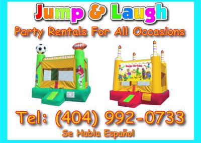 Jump & Laugh