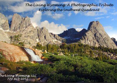 Living Wyoming Poster