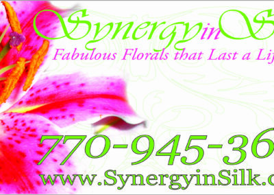 Synergy in Silk magnet