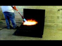 TRITOflex Fire Resistance
