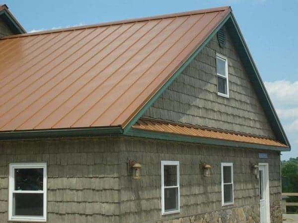 Metal Vertical Panels Roofer OKC - Proformance Roofing