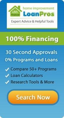 Roof Financing Programs