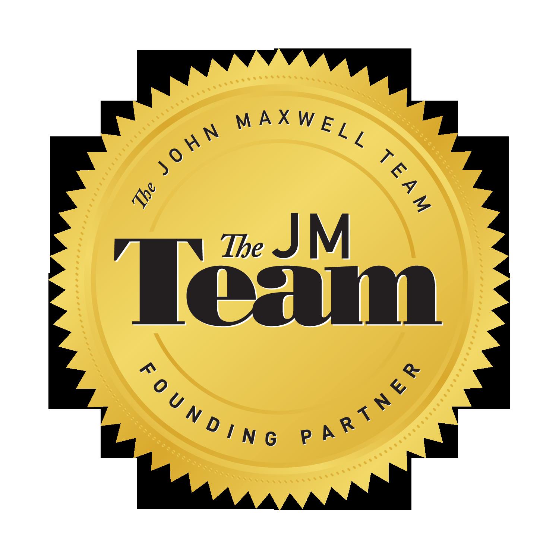 John Maxwell Team - Founding Partner Seal