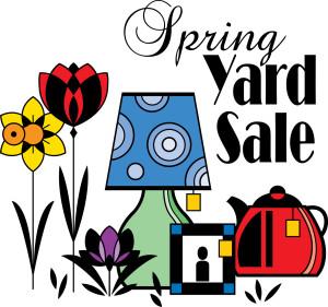 Yard Sale art