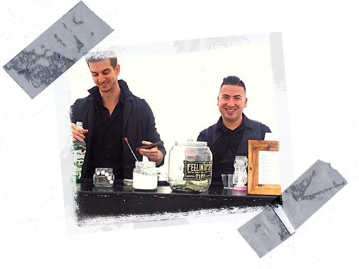 bartending brothers