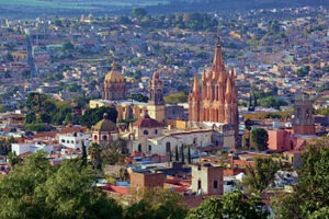 San Miguel de Allende view