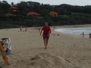 Playa La Punta - Puerto Escondido