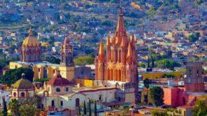 view of Merida, Mexico