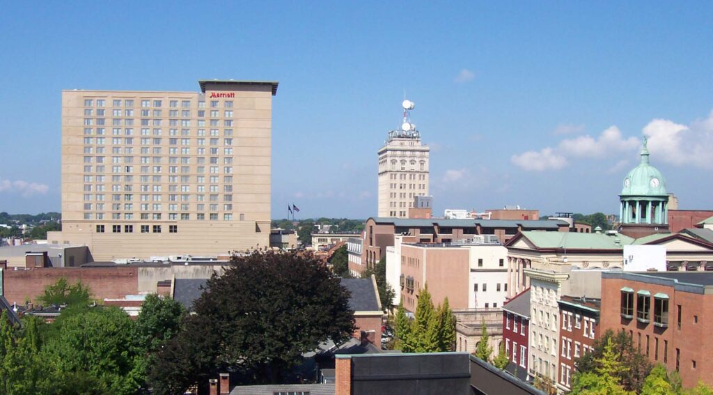 Lancaster, Pennsylvania is a top 20 summer vacation in usa