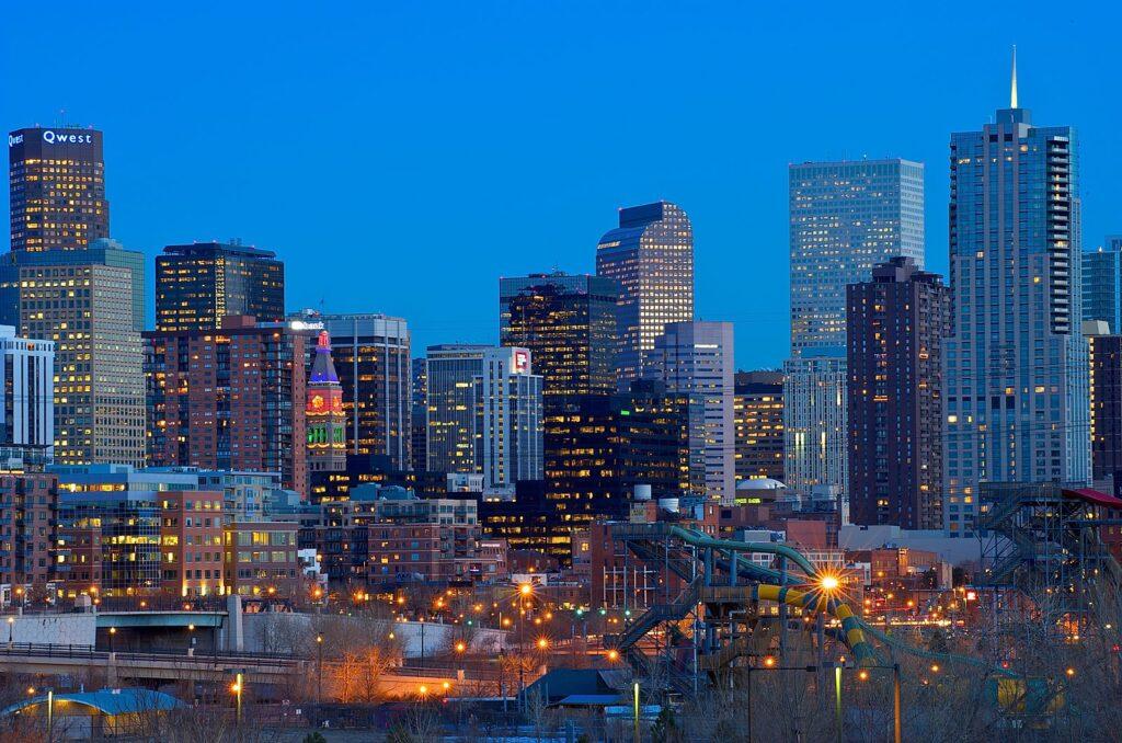 Denver, Colorado is a top 20 summer vacation in usa
