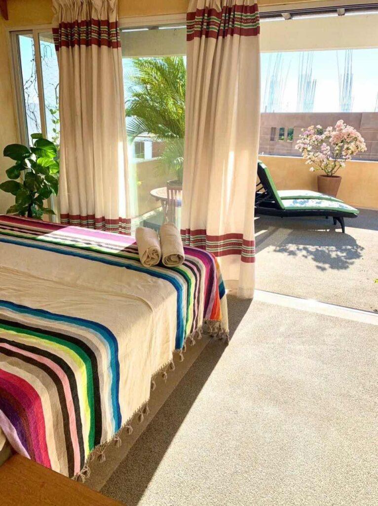 Bonobo hostel Puerto Escondido - Villa Bonobo is a boutique hostel in La Punta area of Puerto Esondido.