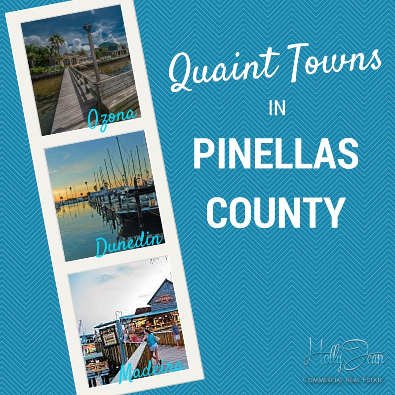 Quaint Towns in Pinellas County, FL