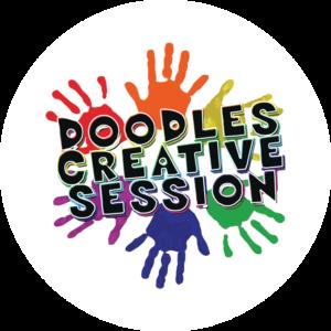 Doodles Logo Circle