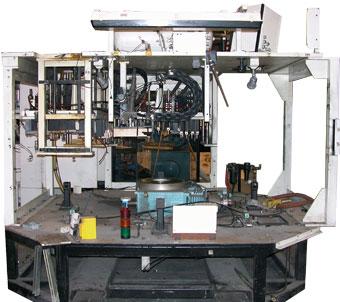 Refurbished equipment before