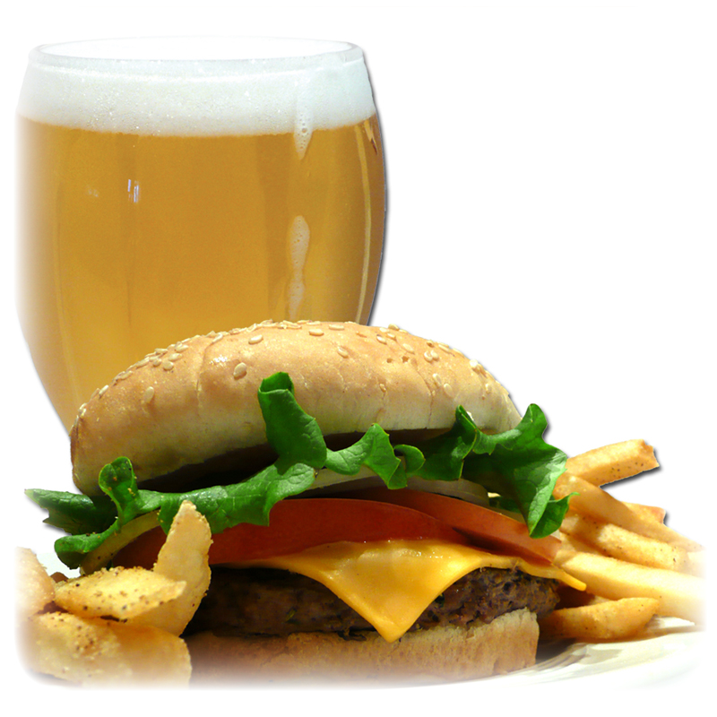 MONDAY'S $6.99 BURGER BREW