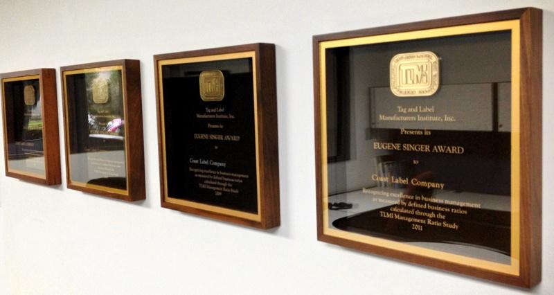 TLMI Eugene Singer Award