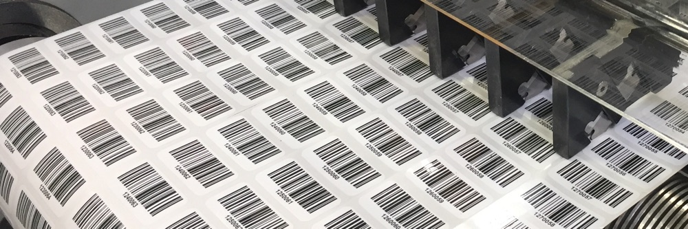 Custom Consecutive Number Labels
