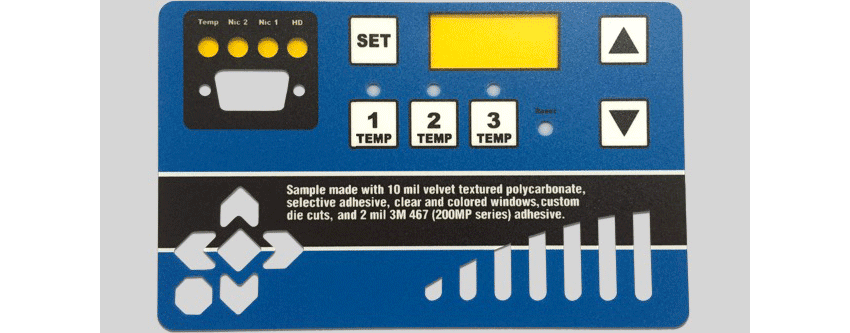 Custom Control Panel Label