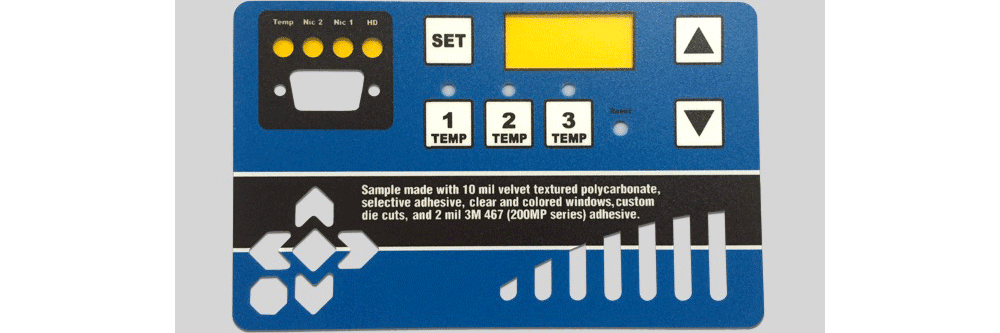 Custom Control Panel Label