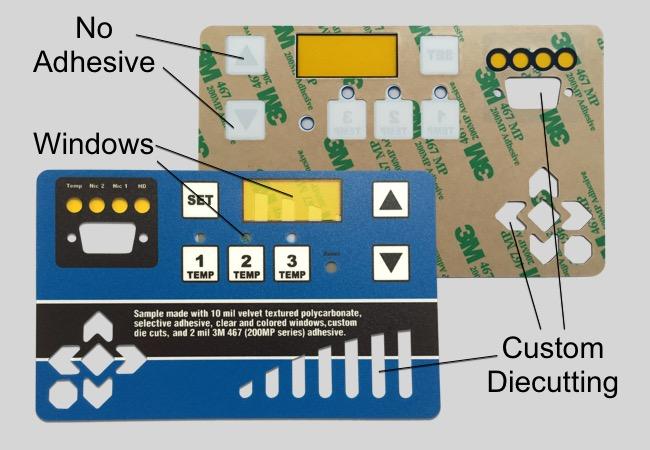 Control Panel Overlay