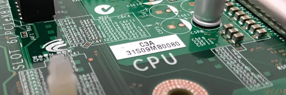 PCB Label