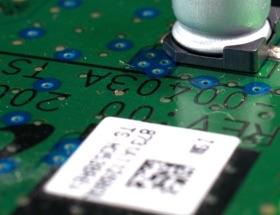 PCB board label