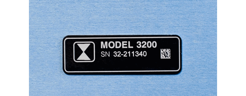 Custom Metal Labels