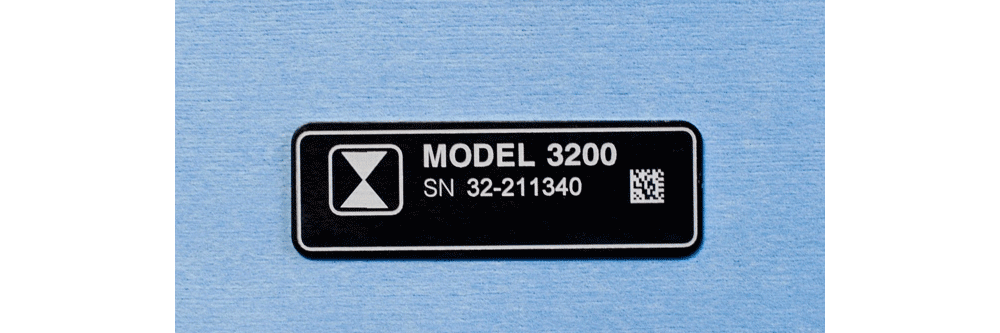 Custom Metal Labels