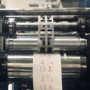 3M VHB on Press
