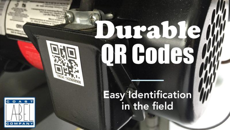 Industrial QR Codes