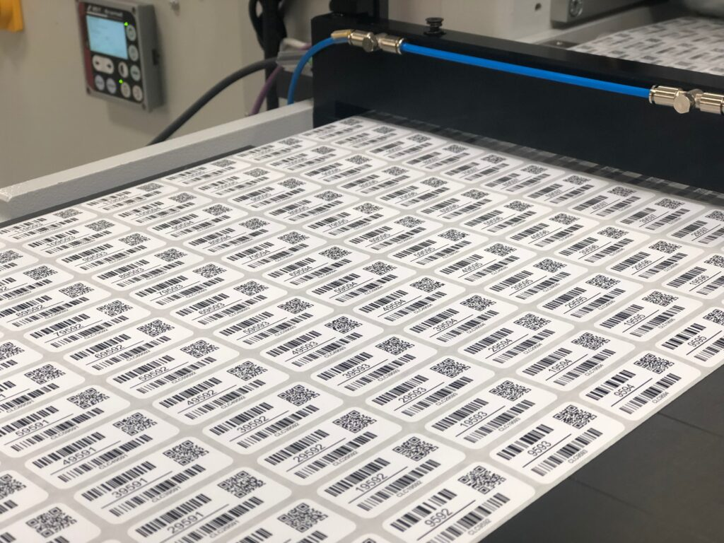 Custom Polyester Labels