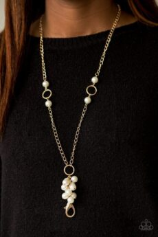 Hit The Runway Necklace