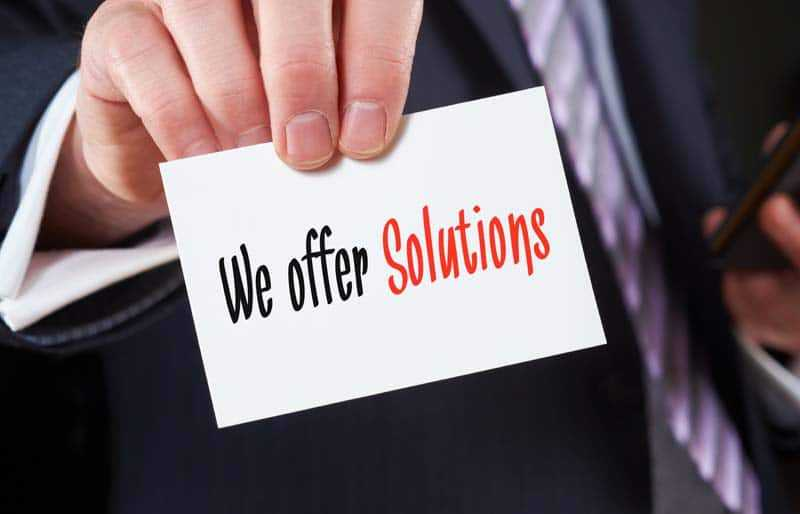 Problem Solving Business Loans