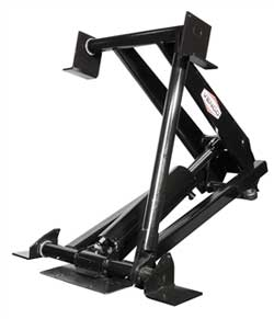 Get the lift you need. Have Action customize your upfit with a hoist today.