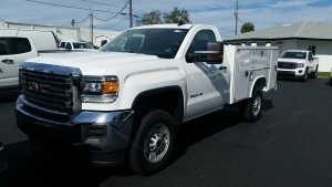 Conley GMC Business Elite: New Service Body