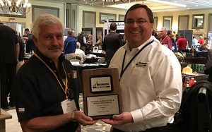 Won award from Liftgate