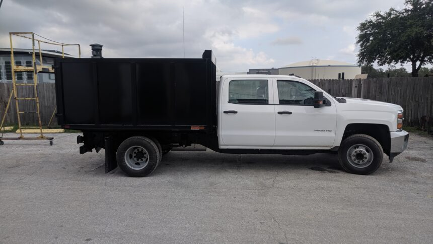 Truck Bodies – Action Fabrication and Truck Equipment