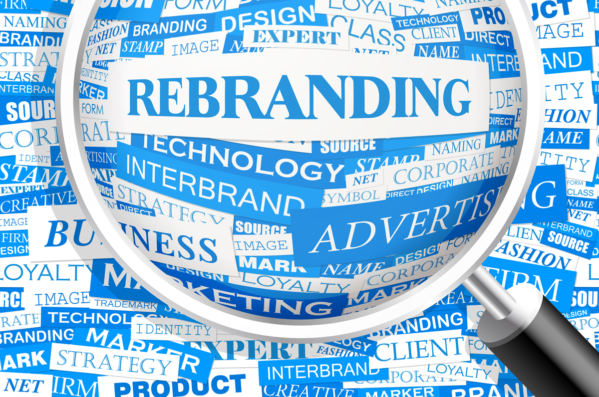 Rebranding Your Company