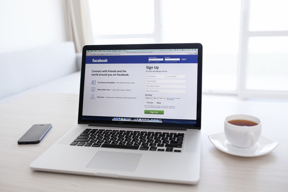 How Facebook has Evolved as More of a Marketing Tool Through Landing Pages