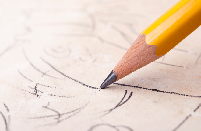 Sketching & The Logo Design Process