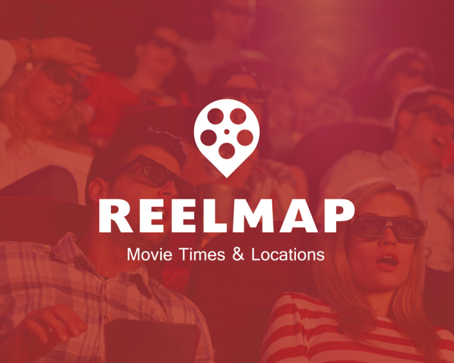 ReelMap Logo Design