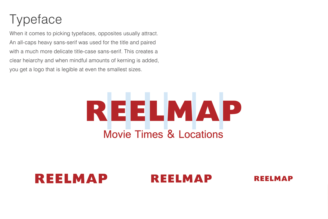 Reel Map Identity Limits