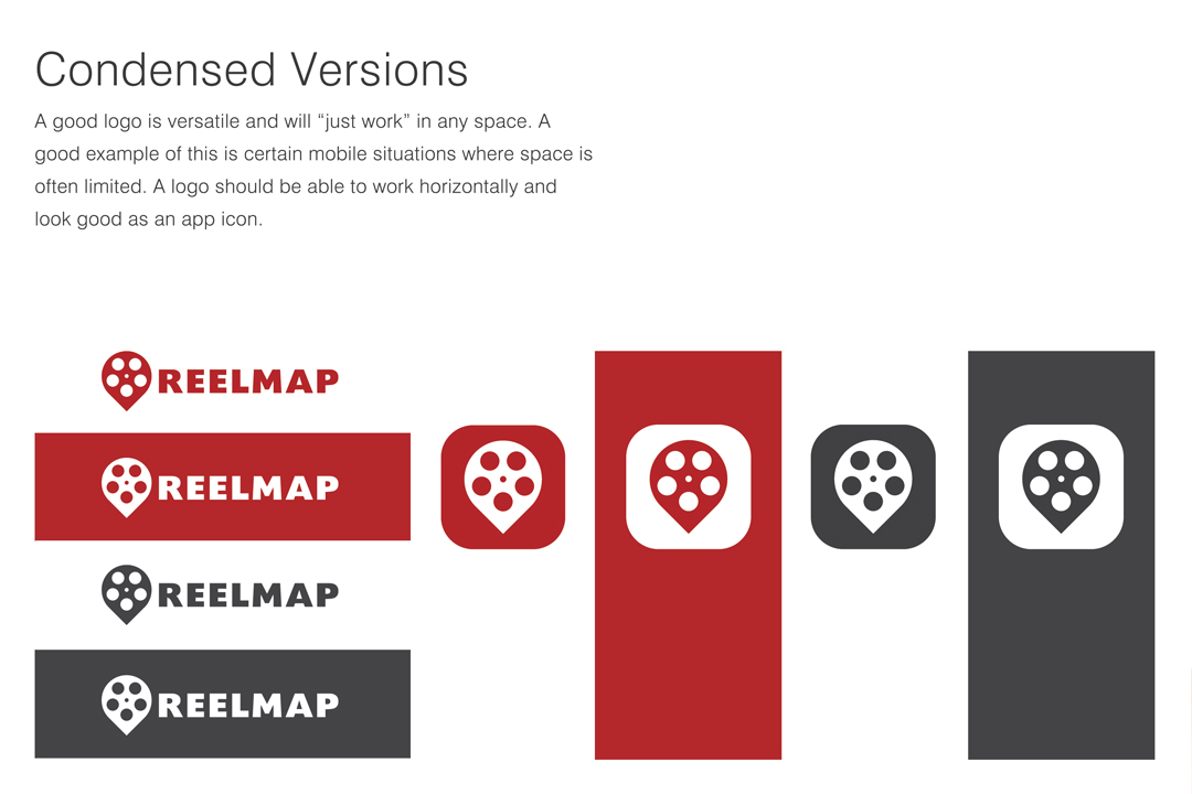 Reel Map Identity Standards