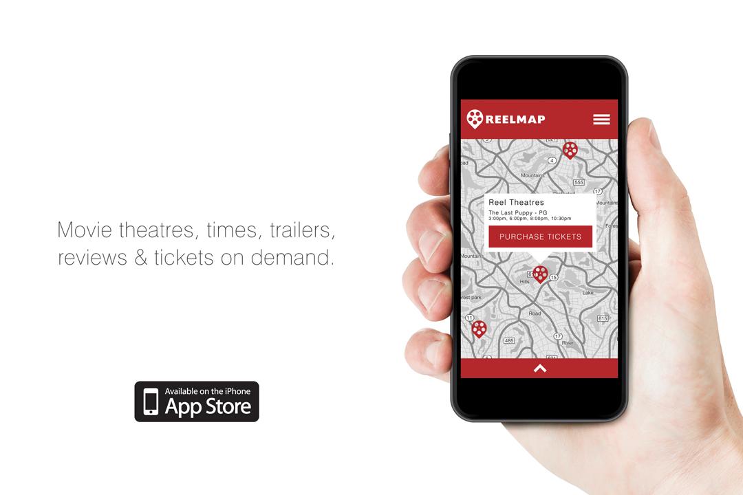 App Example on Phone
