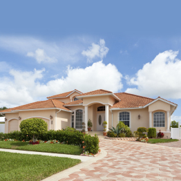 Front Exterior Photograph of Home for Sale | Real Estate Photography FL