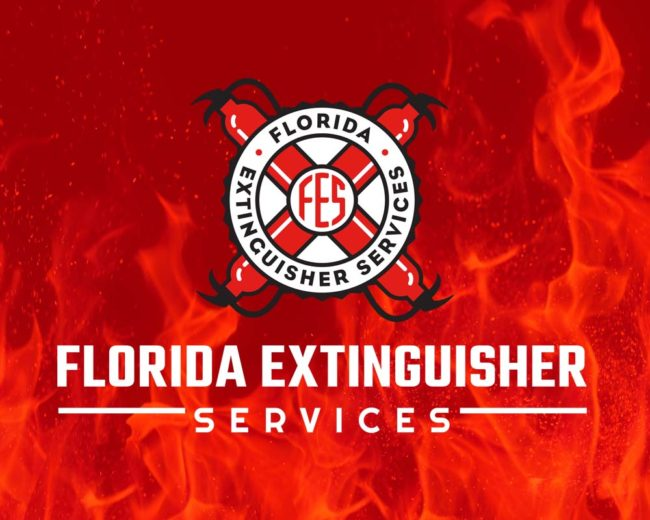 Florida Extinguisher Services – Logo Design