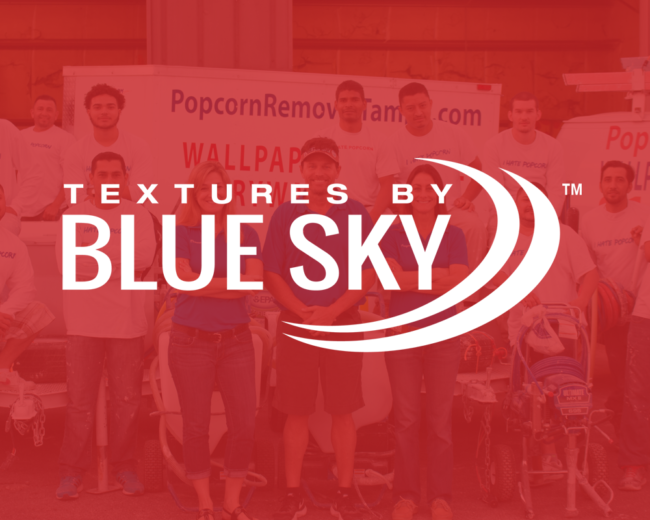 Textures by Blue Sky – Logo Design