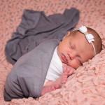 Weston lakes newborn portrait