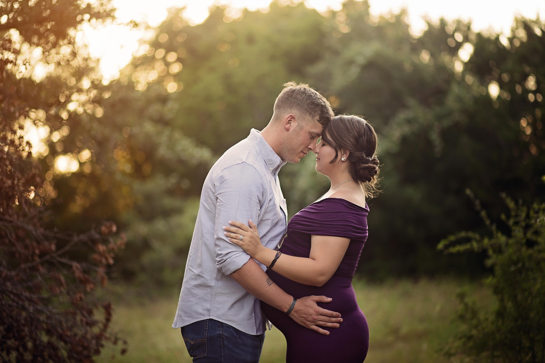 Fulshear maternity photos