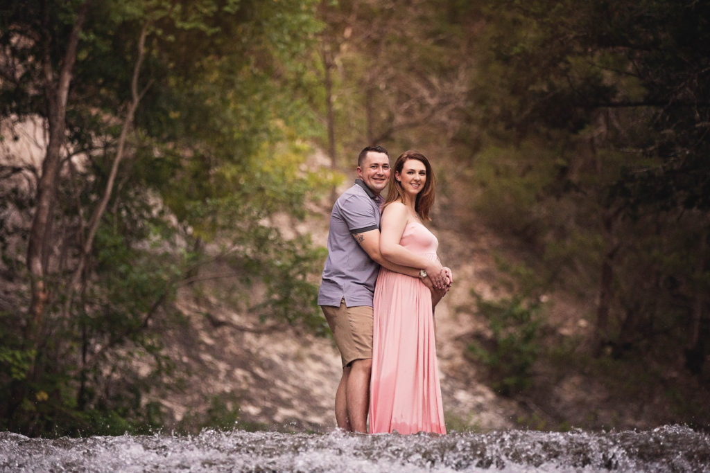Maternity photographer cypress tx